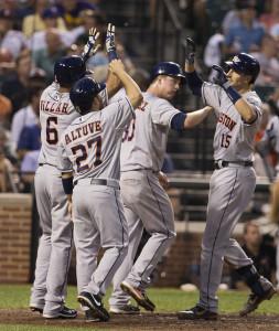 Astros Celebration (L)