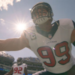 JJ Watt vs. Jake Matthews Hard Knocks [Video]