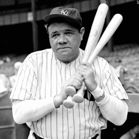 Babe Ruth Wanted to Integrate Baseball