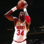Hakeem Gives Dwight Advice on Playoff Comeback