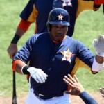 Singleton Another Good Sign for Astros