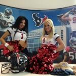 Texans Cheerleaders Swimsuit [Video]