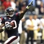 Ring of Honor for Andre Johnson