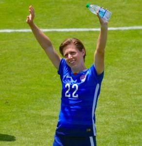 World Cup Champ Meghan Klingenberg [Podcast]