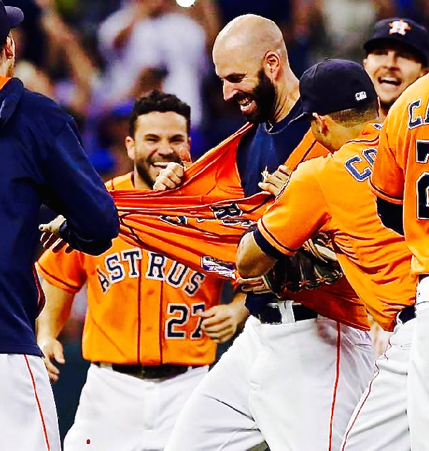 Astros OF Preston Tucker And P Mike Fiers [Podcast