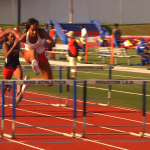 Standout Lamar Hurdler Milan Young Feature [Video]